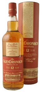 Scotch Whisky 12 Anni Glendronach