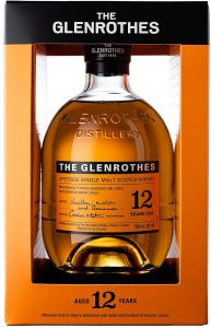Whisky Single Malt 12 anny The Glenrothes