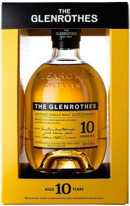 Whisky Single Malt 10 anny The Glenrothes