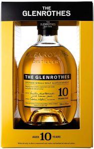 Whisky Single Malt 10 anny The Glenrothes
