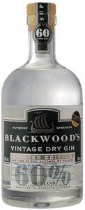 Gin Vintage Dry 60% Blackwood's