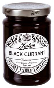 Confettura Ribes Neri Black Currant Wilkin & Sons