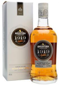 Rum dei Caraibi 8 Year Old 1919 Angostura