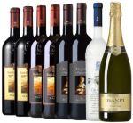 8 Bottiglie Miste Degustazione Castello Banfi