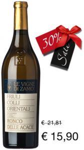 Ronco delle Acacie Doc 2011 Colli Orientali del Friuli Le Vigne di Zamò