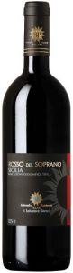 Rosso del Soprano Sicilia Igt 2008 Palari
