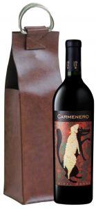 Borsa Pelle Tosca 1 Carmenero Rosso del Sebino Igt 2015 Ca' Del Bosco