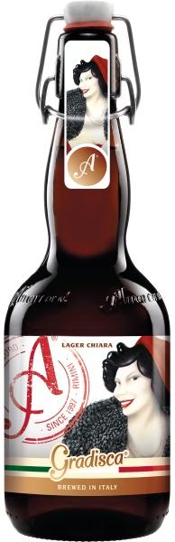 Birra Artigianale Gradisca Bionda Bassa Fermentazione Amarcord