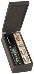 Cassetta Con Accessori In Acciaio + Olio ExtraVergine di Oliva - Terzini