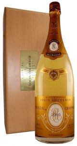 Mathusalem Lt.6 Champagne Cristal Bianco 2012 Louis Roederer