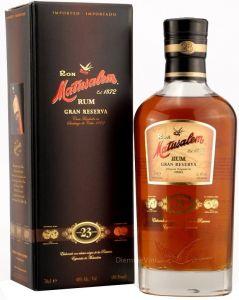 Rum Gran Reserva Solera 23 Matusalem
