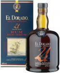 Rum Riserva Speciale 21 anni Finest Demerara El Dorado