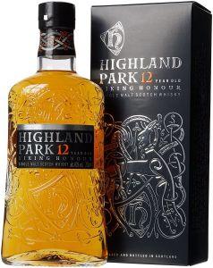 Whisky Single Malt 12 years Old Highland Park