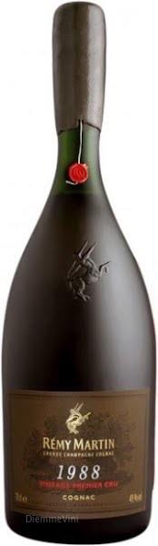 Cognac Vintage 1988 Premier Cru Rémy Martin