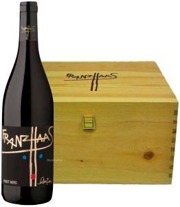 Cassa Legno 6 Bt. Pinot Nero Schweizer Alto Adige Doc 2013 Franz Haas