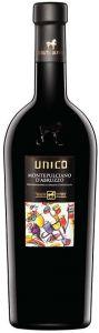 Unico Montepulciano D'Abruzzo Doc 2018 Tappo Vetro Vino-lok Tenuta Ulisse