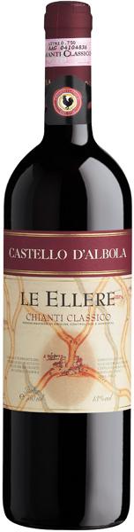 Le Ellere Chianti Classico Docg 2008 Castello D'Albola