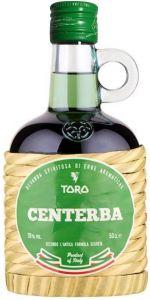 Centerba D'Abruzzo Bottiglia con Occhiello Enrico Toro