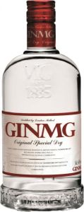 Gin MG Original Special London Dry Litri 1