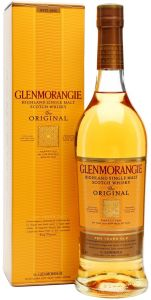 Whisky The Original Single Highland Malt Glenmorangie