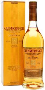 Whisky The Original Single Highland Malt Glenmorangie