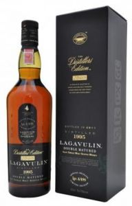Scotch Whisky Lagavulin 1995 The Distillers Edition