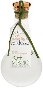 Grappa Cru Monovitigno Verduzzo colli Orientali del Friuli Nonino