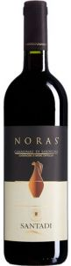 Noras Cannonau di Sardegna Doc 2013 Santadi