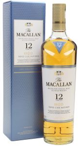 Single Malt Whisky 12 years Old Triple Cask The Macallan