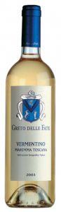 Vermentino Maremma di Toscana Igt 2010 Greto Delle Fate
