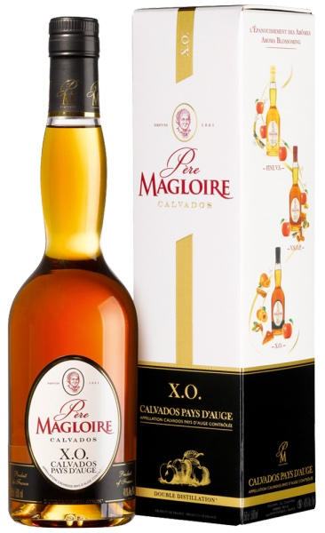 Calvados Pays d'Auge XO Père Magloire