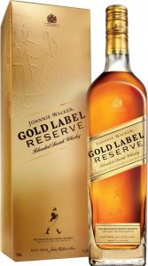Whisky Gold Label Reserve 18 anni Johnnie Walker