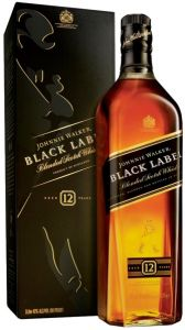 Black Label Blended Scotch Whisky 12 anni Johnnie Walker