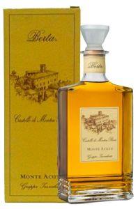 Grappa Invecchiata Monte Acuto Berta Distillerie