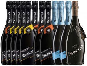 Offerta Spumanti Mionetto 12 Bottiglie Miste