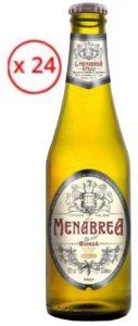 Confezione 24 Bottiglie Vetro cl. 33 Birra Menabrea