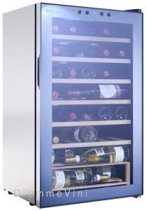 Cantina Frigo 34 Bottiglie Cassetti in Legno VinumDesign