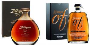 Offerta 2 Bottiglie con Astuccio Rum e Grappa