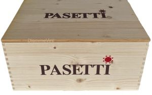 Cassa Legno Vuota Nuova Testarossa Pasetti