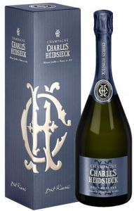 Champagne Brut Réserve con Astuccio Charles Heidsieck