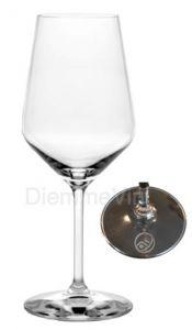 6 Bicchieri Degustazione Birra in Vetro Cristallino Superiore San Biagio