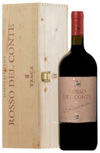 Cassa Legno Magnum Rosso del Conte Doc 2010 Tasca d'Almerita
