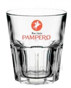 6 Bicchieri Temperato Tumbler Casablanca Gran Pampero