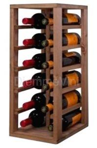 Cantinetta Color Rovere Chiaro max 12 Bottiglie
