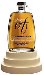 Magnum 4,5 lt. Grappa Barrique Amarone of Bonollo