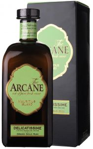Rum Delicatissime Grand Gold Arcane