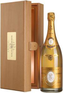 Champagne Magnum Cristal 2009 Cassa Legno Louis Roederer