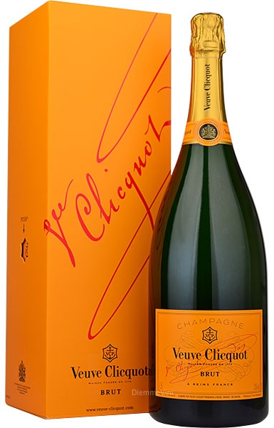 Magnum Champagne Cuvée Brut Veuve Clicquot