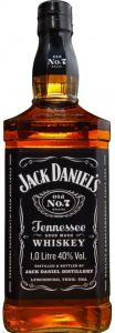 Whisky Old n°7 Tennessee 1 Litro Jack Daniels