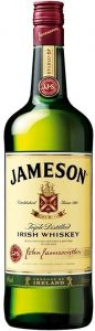 Jameson Triple Distilled Irish Whisky Litro